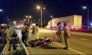 Xót xa đôi nam nữ tử vong sau tai nạn giao thông trên đường về quê nghỉ lễ