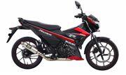 Bảng giá xe máy Suzuki mới nhất tháng 5/2020: Raider Fi đen mờ giá đề xuất 49,99 triệu đồng