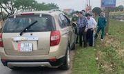 Vụ thi thể người phụ nữ bên đường ở Hải Dương: Tài xế gây tai nạn quay lại hiện trường trình báo