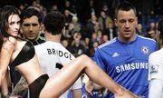 Choáng váng trước bê bối tình ái của thủ quân CLB Chelsea John Terry: Cướp cả vợ bạn thân
