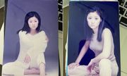 Hai bức ảnh chỉ muốn quên đi của Lâm Tâm Như lúc 22 tuổi
