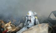 Hiện trường vụ cháy kinh hoàng tại khu công nghiệp Phú Thị, 3 người tử vong
