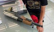 Kết đắng cho nhóm thanh niên vác súng AK giả dọa người đi đường