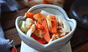 Bữa cơm ngày nắng thiếu món rau củ trộn chua ngọt quả là một thiếu sót