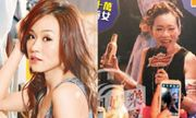 Hoa hậu Hong Kong mang tiếng