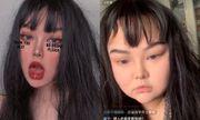 Hotgirl xứ Trung tắt nhầm filter làm đẹp, cư dân mạng hoảng hốt: