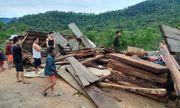 Dông lốc làm 17 người thương vong, thiệt hại 83,5 tỷ đồng