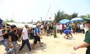 Vụ lật ghe 5 người mất tích trên sông Thu Bồn: Đã tìm thấy thi thể 2 nạn nhân cuối cùng