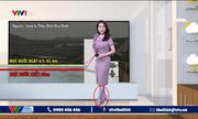 Lỗi kỹ thuật khiến MC dự báo thời tiết kỳ cựu của VTV