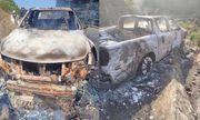 Vụ thi thể biến dạng trong ô tô cháy rụi: Bí thư xã khai giết người rồi tạo hiện trường giả