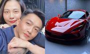 Tin tức giải trí mới nhất ngày 12/5: Khoe siêu xe, Cường Đô La để lộ việc sắp có thêm con