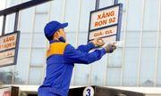 Giá xăng tăng trở lại sau 8 lần giảm liên tiếp