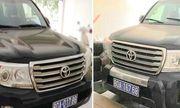 Xe sang do doanh nghiệp tặng Tỉnh ủy Nghệ An được bán với giá nào?