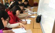 Hà Nội tổ chức thi tuyển viên chức giáo viên, nhân viên