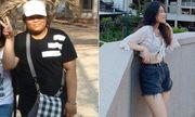 Nữ sinh TP. HCM nặng 100 kg và màn lột xác ngoạn mục sau 3 năm gây