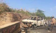 Vụ thi thể cháy đen trong xe bán tải ở Đắk Nông: Bố mẹ nạn nhân chạy xe máy 4 ngày để tìm con