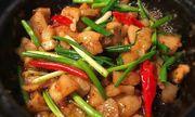 Tận dụng tóp mỡ thừa làm ngay món đơn giản mà đưa cơm