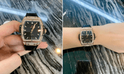 Hoa hậu Kỳ Duyên chứng tỏ đẳng cấp đại gia khi khoe mua đồng hồ Hublot 36.000 USD