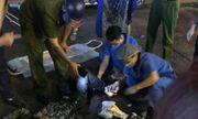 Công an điều tra vụ người đàn ông bị nhóm người dùng hung khí chém gục ở Hà Nội