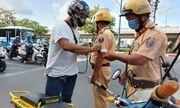 Ngày đầu tổng kiểm soát phương tiện giao thông, gần 9.000 trường hợp vi phạm