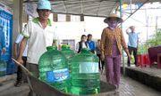 Tặng 3 hệ thống lọc nước nhiễm mặn thành nước ngọt cho người dân Cà Mau