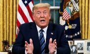 Tổng thống Donald Trump tiết lộ Mỹ đang chế tạo tên lửa
