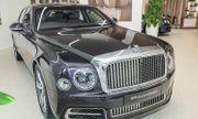 Siêu xe Bentley của đại gia bị ngân hàng siết nợ, rao bán