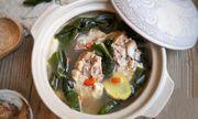 Mẹ đảm học người Hàn nấu món canh xương mát lành, thơm ngọt cho ngày hè nóng nực