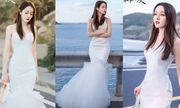 Tin tức giải trí mới nhất ngày 20/5/2020: Địch Lệ Nhiệt Ba mặc váy cưới, xinh đẹp tựa tiên nữ