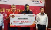 Người đàn ông lao động tự do ở Sài Gòn trúng Vietlott 192 tỷ đồng