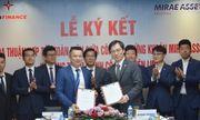 EVN Finance và tập đoàn tài chính toàn cầu Mirae Asset ký thỏa thuận hợp tác