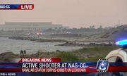 Căn cứ Không quân Hải quân Mỹ bị phong tỏa sau vụ nổ súng tại bang Texas