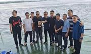 Giữa bê bối ngoại tình, Chủ tịch Taobao vui vẻ đi du lịch cùng Jack Ma