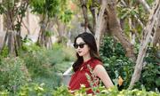 Hoa hậu Đặng Thu Thảo hạ sinh quý tử vào ngày 20/5