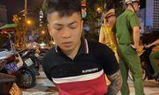 Thanh niên ngáo đá chạy xe lạng lách thách thức công an