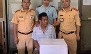 Nghệ An: Bắt đối tượng vận chuyển hơn 190.000 viên ma túy tổng hợp