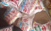 Khởi tố hai mẹ con hám lợi đóng gói, buôn bán mì chính giả