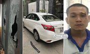 Bất ngờ lý do gã trai ném đá xe khách, đập kính hàng loạt nhà dân tại Đà Nẵng