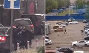 Điều tra vụ nhóm người đấu súng như trong game ngay giữa thủ đô của Nga