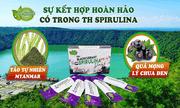 Tảo Spirulina - Thực phẩm bổ dưỡng nhất trong thời kì hiện đại với vị ngon khó cưỡng không thể quên