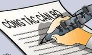 Bộ Công an điều động, bổ nhiệm nhiều lãnh đạo đơn vị Công an TP.HCM