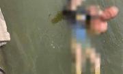 Hưng Yên: Thi thể người phụ nữ nổi dưới ao sau khi liên hoan