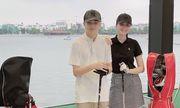 Nhan sắc không phải dạng vừa cùng chiều cao cực khủng của cậu em trai kém MC Mai Ngọc tới 20 tuổi