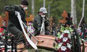 Số ca tử vong do Covid-19 tại thủ đô của Nga tăng lên gấp đôi sau khi đổi cách tính