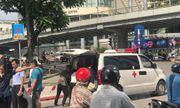 Tin tai nạn giao thông mới nhất ngày 30/5/2020: Tài xế taxi gục chết trên vô lăng giữa ngã tư ở Hà Nội