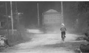 Tuyên Quang: Xe chở cát phá nát đường dân sinh