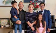 Hồng Ngọc đăng ảnh cả gia đình, nhắn nhủ đến chồng nhân kỷ niệm 11 năm ngày cưới