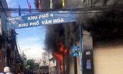 TPHCM: Giải cứu 7 người mắc kẹt trong căn nhà cháy ngùn ngụt