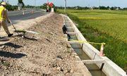 Thái Bình: Phát hiện thi thể dưới kênh nước đang thi công