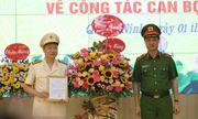 Ông Nguyễn Ngọc Lâm được bổ nhiệm làm Giám đốc Công an tỉnh Quảng Ninh